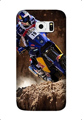Samsung Galaxy S6 Edge Plus/S6 Edge+ Case, Non-Slip Sports Motocross Pattern Case Slim Samsung Galaxy S6 Edge Plus/S6 Edge+ Hard Case