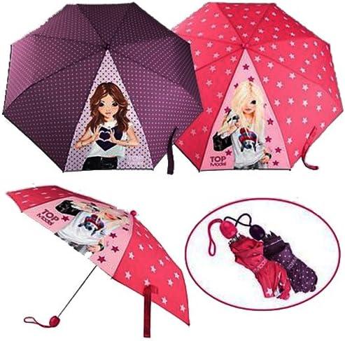 Top Model fucsia paraguas: Amazon.es: Ropa y accesorios
