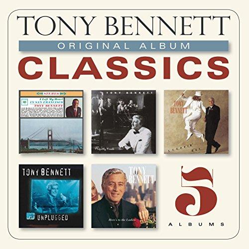 Tony Bennett - Original Album Classics (Boxed Set, 5PC)