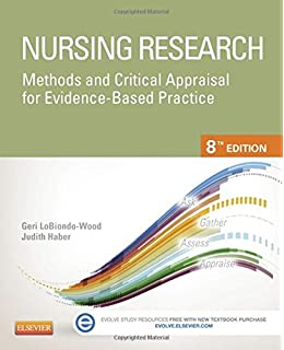 Statistics for nursing a practical approach 8601411291234 nursing research methods and critical appraisal for evidence based practice 8e nursing fandeluxe Image collections