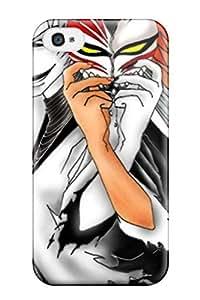 Ortiz Bland Perfect Tpu Case For Iphone 4/4s/ Anti-scratch Protector Case (ichigo Bleach Anime)