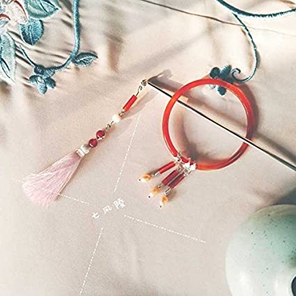 d71aaef4c23b Un segundo conjunto de siete modelos de doble uso viento Ling horquilla chinos  accesorios del traje