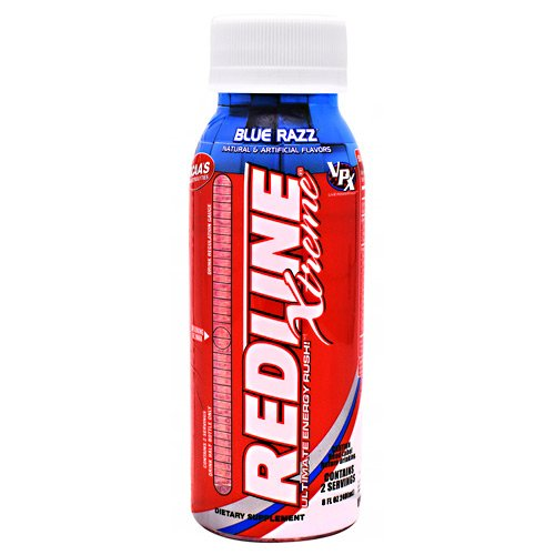 (Vpx Redline Xtreme, Blue Razz, 24 Count)
