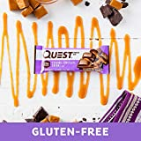Quest Nutrition Caramel Chocolate Chunk , High
