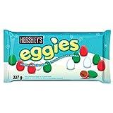 HERSHEY'S EGGIES Christmas Chocolate Candy, Stocking Stuffer, 227 Gram