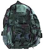 MMABLAST KIDS USA ARMY BACKPACK BAG