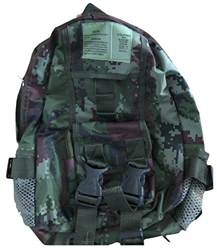 MMABLAST KIDS USA ARMY BACKPACK BAG by MMABLAST