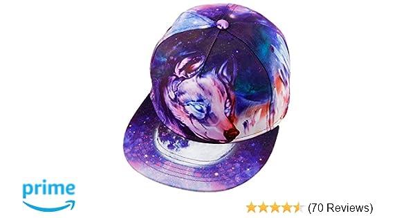 c6d6e8a52e6 Amazon.com  Samtree Unisex Snapback Hats