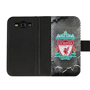 Fashion Popular FC Liverpool Diary Leather Cover Case For Samsung Galaxy S3I9300