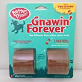 6 Packs Total 12 Counts Better Than Gnawin' Forever Toy Refill