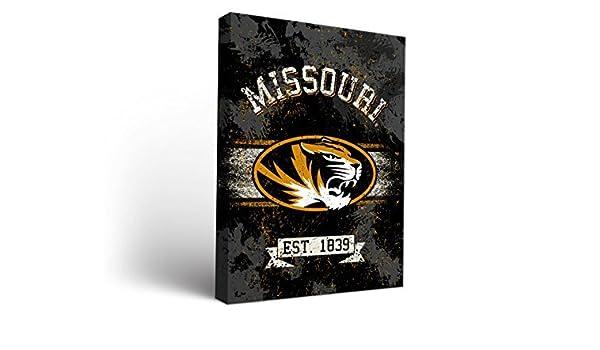 Amazon com: Victory Tailgate Missouri Mizzou Tigers Canvas