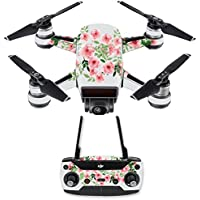 Skin for DJI Spark Mini Drone Combo - Bouquet| MightySkins Protective, Durable, and Unique Vinyl Decal wrap cover | Easy To Apply, Remove, and Change Styles | Made in the USA