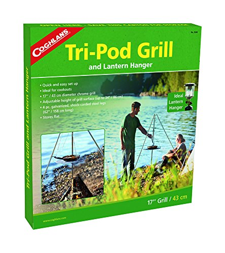 Price comparison product image Coghlan's Tri-Pod Grill and Lantern Hanger