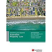 Sackville & Neave Australian Property Law, 10th edition