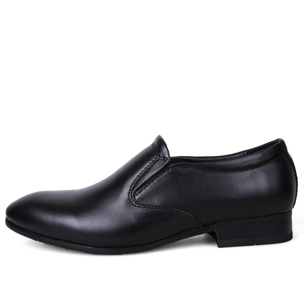 Fang schuhe, 2018 Herren Business Codes Oxford Casual Größe des Codes Business British Leder und ausgehöhlten Formelle Schuhe (Farbe : Schwarz, Größe : 36 EU) Schwarz 9a40ff