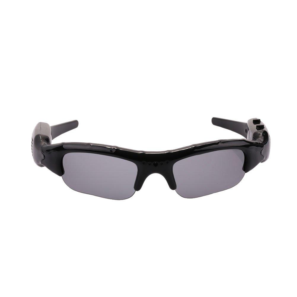 Haihuic Sport Sunglasses DVR Eyewear, Digital Camera Sunglasses Eyewear DVR Video Recorder Camcorder For Sport Outdoor Action Tiptiper BHBUKALIAINH1100