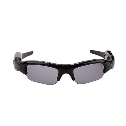 Giantree Cámaras digitales Gafas de sol HD Glasses Eyewear DVR Video Recorder Camcorder