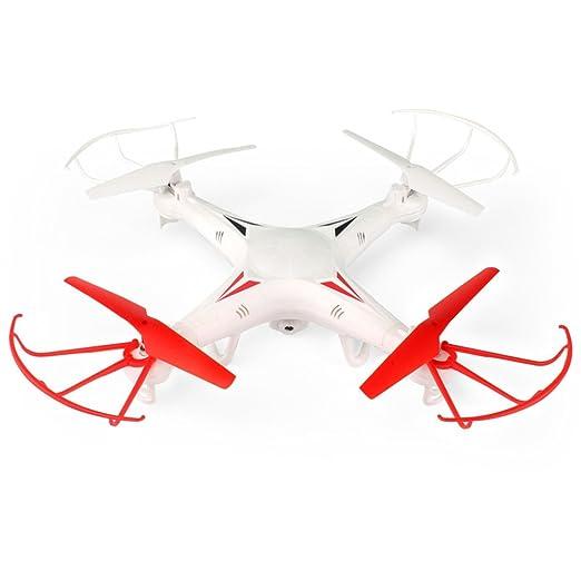 Drone con Cámara para Adultos HD, Quadcopter con Luces LED, Video ...