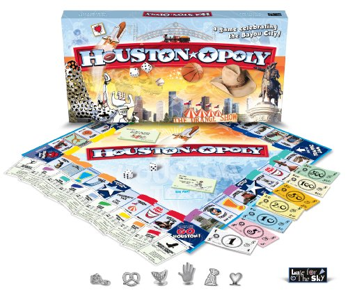 Late for the Sky Houston-opoly