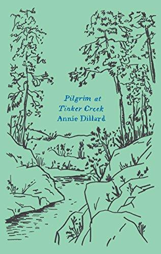 book cover of Pilgrim At Tinker Creek
