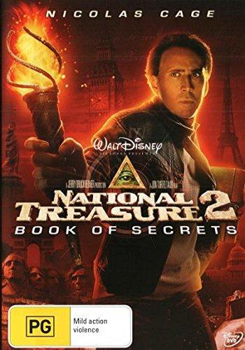 National Treasure Book of Secrets | NON-USA Format | PAL | Region 4 Import - Australia