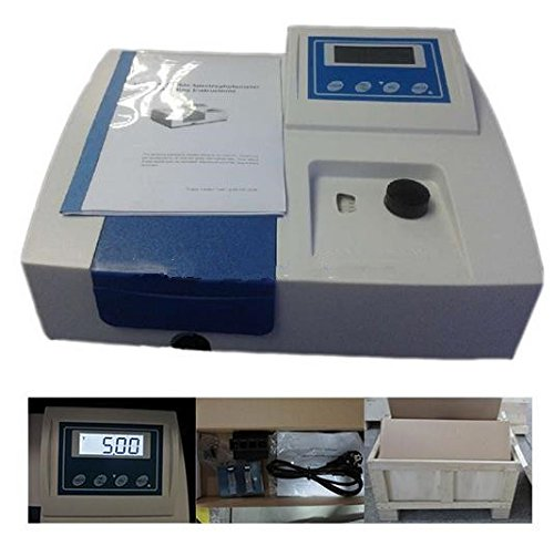 GOWE Single Beam UV VIS Spectrophotometer