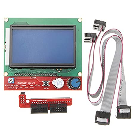 ILS LCD 12864 - Controlador de Impresora 3D Digital Inteligente ...