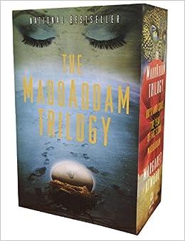 MADDADDAM TRILOGY BOX: Oryx & Crake; The Year of the Flood; Maddaddam