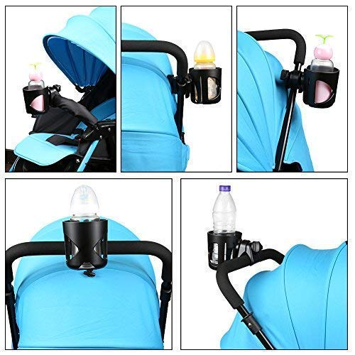 Stroller Cup Holder Large Caliber Designed Cup Universal Cup Holder by Accmor