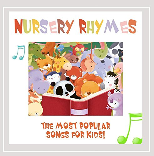 Nursery Rhymes - The Most Popular Songs for Kids (With Sing-Alongs!)