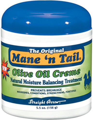 Tail Olive Oil - Mane'n Tail Olive Oil Creme, 5.5 oz (Pack of 2)