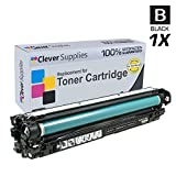 CS Compatible for HP CP5525n CE270A Black HP 650A Color Laserjet M750 CP5520xh CP5525 CP5525dn Enterprise CP5520xh M750xh CP5525 M750n CP5525dn Toner Cartridge Black