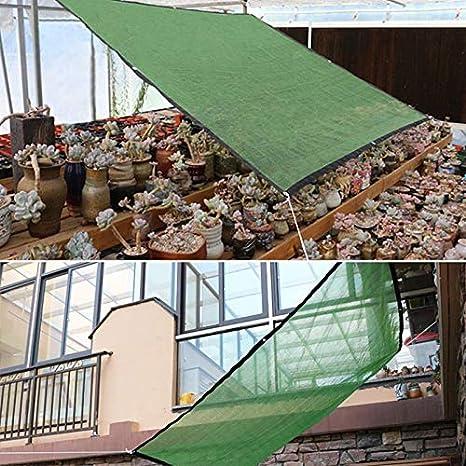 Acreny Filet Durable carr/é Respirant r/ésistant /à la poussi/ère UV r/ésistant /à la poussi/ère de Filet de Parasol pour Le Balcon