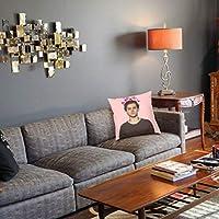Amazon.com: SSG One Street Fashion Velvet Sofa Couch Cushion ...