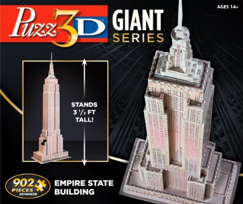 Puzz Puzz Puzz 3D Giant Series Empire State Building by puzz 3d d58207