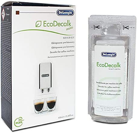 DeLonghi Ecodecalk Mini descalcificador universal, cafeteras ...