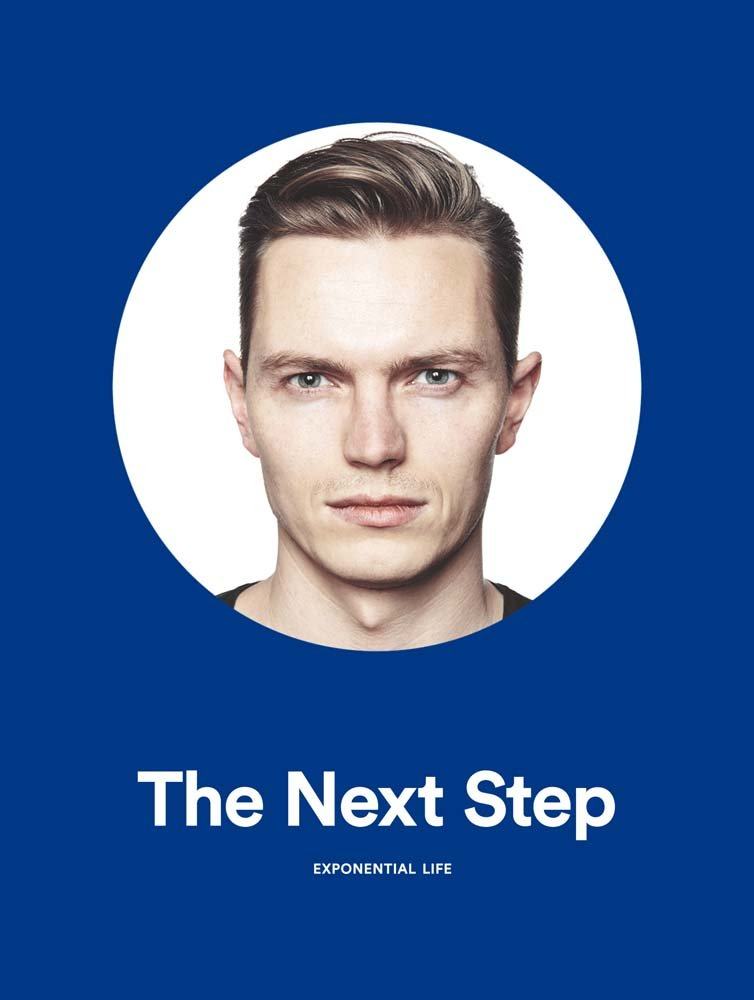 Read Online The Next Step: Exponential Life pdf