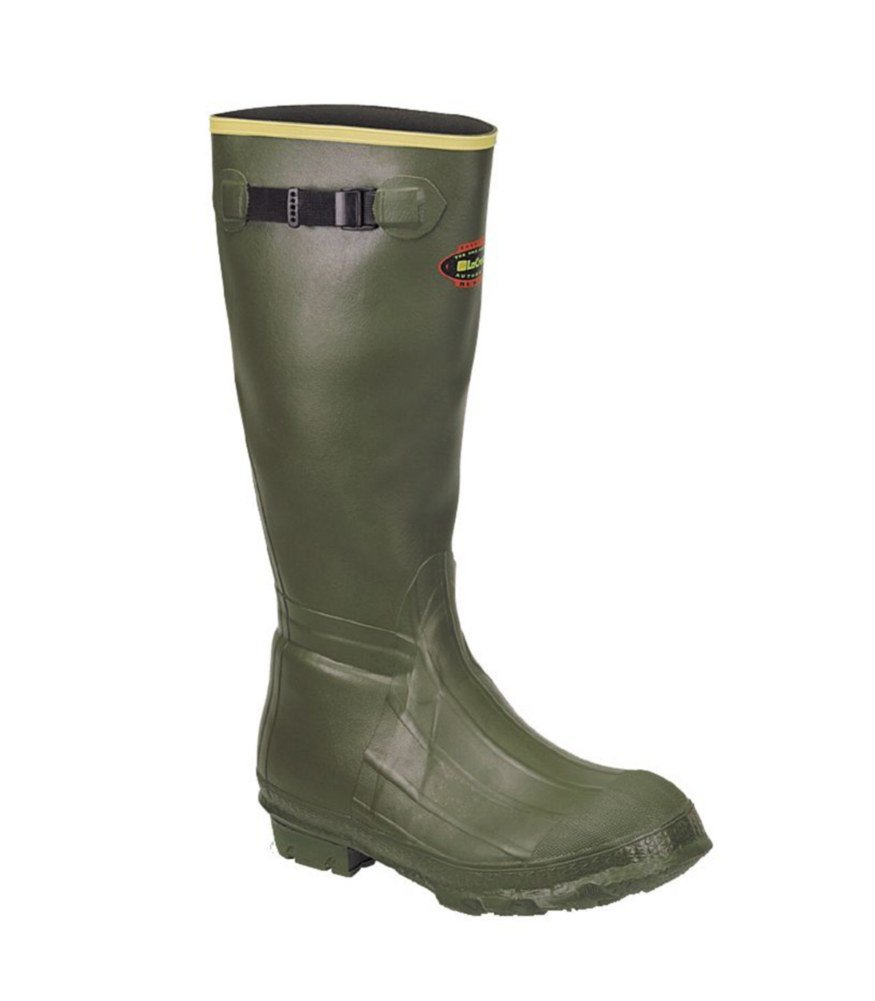 LaCrosse Men's 18'' Burly Classic Hunting Boot,OD Green,3 M US