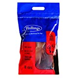 Hollings Cow Ears for Dogs (Bag Size: Pack of 10)