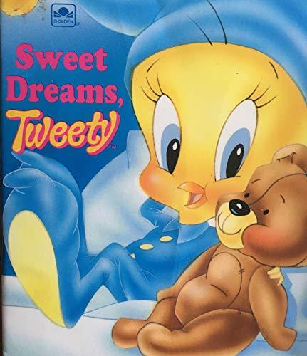 - Sweet Dreams Tweety (Golden Little Super Shape Books)