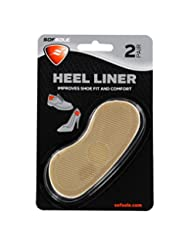 Sof Sole Heel Liner Cushions for Improved Shoe Fit and Comfor...