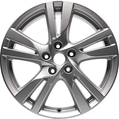 Partsynergy Replacement For New Aluminum Alloy Wheel Rim 18 Inch Fits 2013-2017 Nissan Altima 5-115mm 10 Spokes