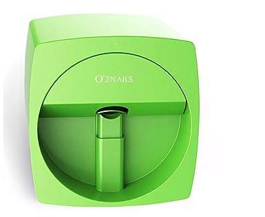 O2 Genuine Nails V11 Mobile Art Design Nail Printer Nails ...