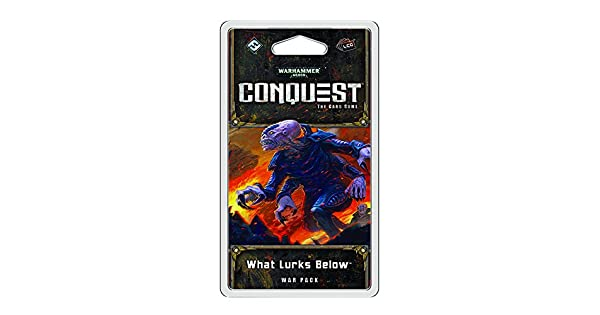 Amazon.com: Warhammer 40.000: Conquest – lo que se oculta ...