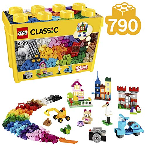 Lego Classic Yellow Ideas Special Bricks Box