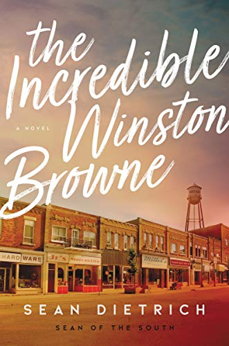 Book Cover: The Incredible Winston Browne