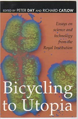 amazoncom bicycling to utopia essays on science and technology  amazoncom bicycling to utopia essays on science and technology   p day c r a catlow books