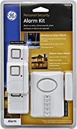 GE Personal Security Alarm Kit, 51107