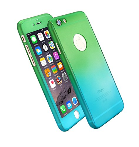 Silicone Polka Dot Case for iPhone 5/5S/SE (Green) - 2