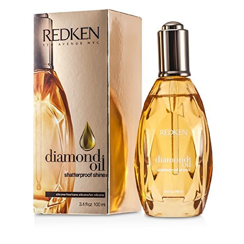 Redken Diamond Oil Shatterproof Shine 3.4 fl oz (Oil Diamonds)